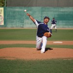 Tukasa Kozono pitched three scoreless innings of relief for the Snowbirds, but it wasn't enough as the Coyote's won 20-7
