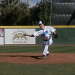 Chill pitcher Bryan Kloppe