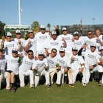 Snowbirds win 2013 California Winter League Championship!