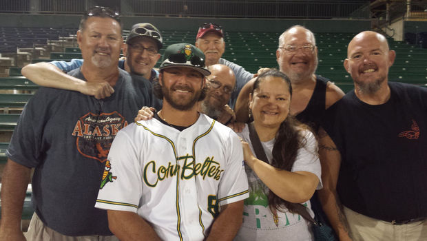 Former CWL Player Barksdale Embraced By Deaf Community as a Part of the Normal Cornbelters