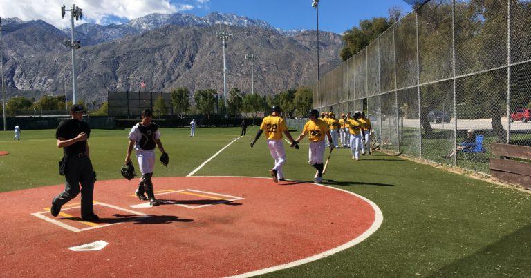 Blue Skies and Big Bats Highlight CWL Baseball Action