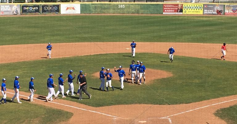 Blue Sox, Bombers Punch Their Ticket into Next Round