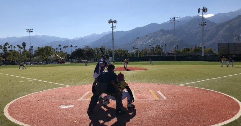 Chill, Rush Bring Heat to Palm Springs Stadium