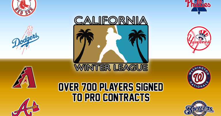 California Winter League Opens Registration for 2020