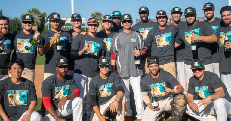 Power take the 2020 California Winter League title
